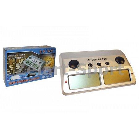 Часы шахматные электронные IG-383 (пластик)