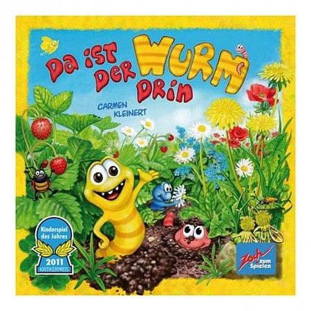 Червячки-огородники (Da ist der Wurm drin) - Настольная игра