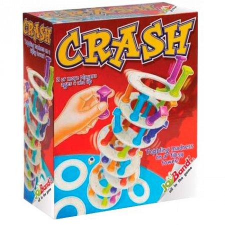 Crash, настольная игра, Joy Band, 22600