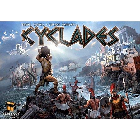 Cyclades (Киклады) - Настольная игра