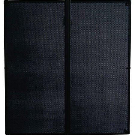 Дартс кабинет (без мишени) One80 Aluminium Dart Cabinet Black