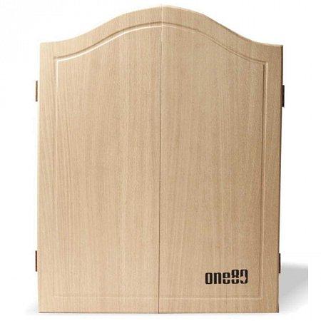 Дартс кабинет (без мишени) One80 MDF Cabinet Oak