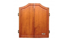 Дартс кабинет (без мишени) One80 Solid Wood Cabinet Oak