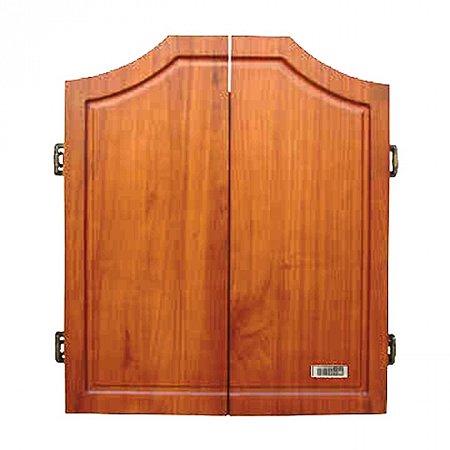 Дартс кабинет (без мишени) One80 Solid Wood Cabinet Oak