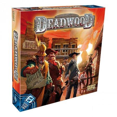 Deadwood (Дедвуд) - Настольная игра