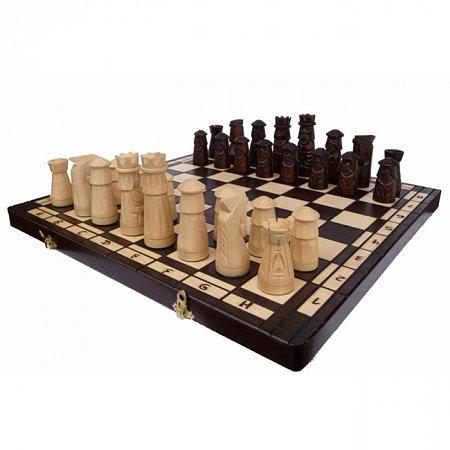 Деревянные шахматы Муменек (Muminek) С-124 Madon