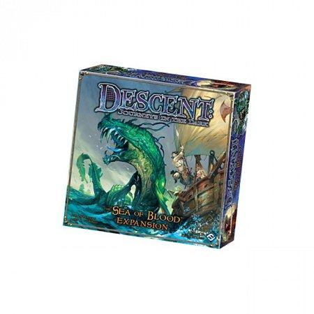 Descent: Sea of Blood Expansion - Настольная игра