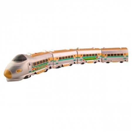Детский поезд электричка Метеор, 4242