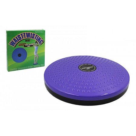 Диск здоровья массажный d-25см FI-802 Грация (пластик, толщина-3см)