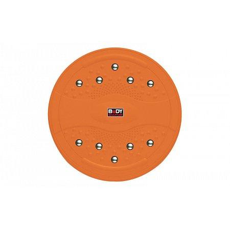 Диск здоровья массажный d-29см BODY SCULPTURE BB-950-C (пластик, толщина-2,7см)