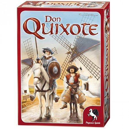 Don Quixote (Дон Кихот) - Настольная игра