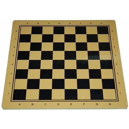 Доска для шахмат нескладная, МДФ, 30 x 30 см
