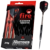 Дротики дартс Harrows Fire 90% tungsten steeltip