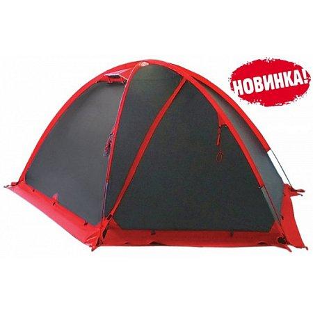 Экспедиционная палатка Tramp Rock 4 TRT-052.08 (мест: 3)