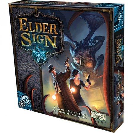 Elder Sign (Знак Древних) - Настольная игра