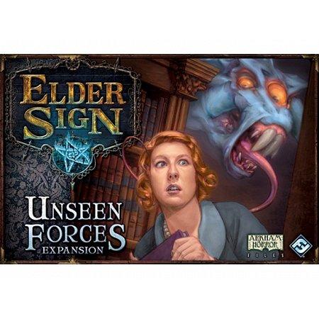 Elder Sign (Знак Древних): Unseen Forces Expansion - Настольная игра