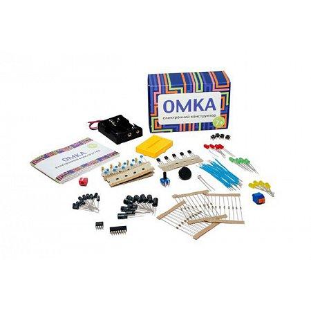 Электронный конструктор OMKA (20 схем)