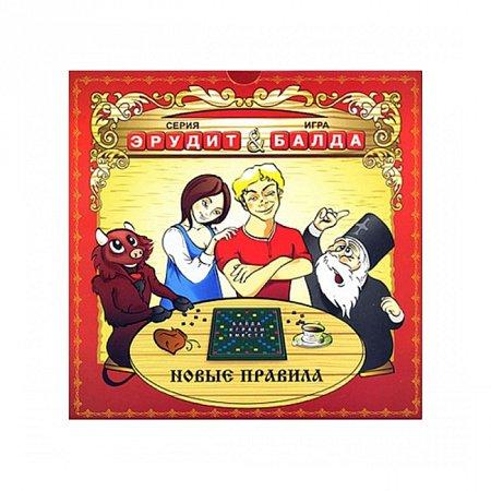 """Эрудит """"БАЛДА"""" - Настольная игра"""