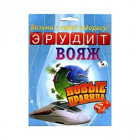 """Эрудит """"ВОЯЖ"""" - Настольная игра"""