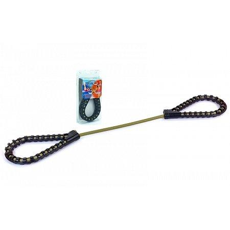 Эспандер трубчатый с ручками PS LT-103(C) (латекс. жгут, d-2x9мм, l-120см,ручка пластик)