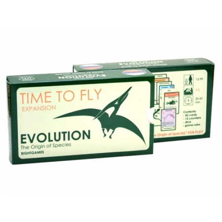 Evolution (Эволюция). Time to Fly (expansion) - Настольная игра