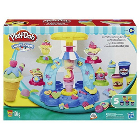 Фабрика мороженого, набор пластилина, Play-Doh, B0306