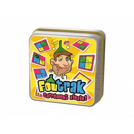 Фаутрак! (Foutrak!) - Настольная игра
