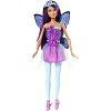Фея Барби (фиолетовая), серия Миксуй и комбинируй, Barbie, Mattel, фиолетовая, CFF32-3