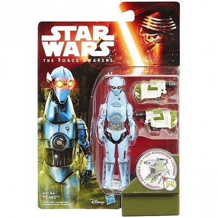 Фигурка PZ-4CO 9,5 см, Star Wars, Hasbro, PZ-4CO, B3445EU4-1-1