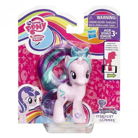 Фигурка Старлайт Глиммер (Starlight Glimmer) в обруче, Дружба - это чудо, My Little Pony, Hasbro, starlight-glimer, B3599-2