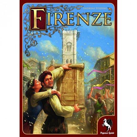 Firenze (Флоренция) - Настольная игра