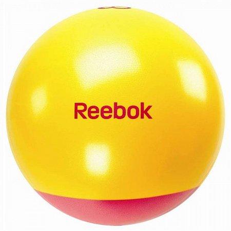 Фитбол Reebok двухцветный 75 см, RAB-40017CY