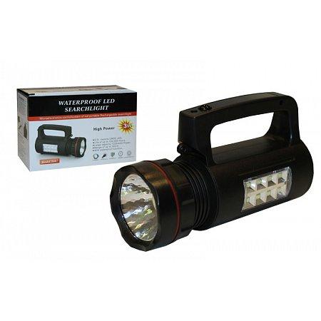 Фонарик ручной кемпинговый (для машины) 4 в 1 BL-8007 (пластик, 8+1 светодиодов, l-17,5см)