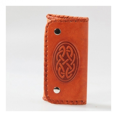 Футляр для ключей (натуральная кожа), Макей 524-07-06