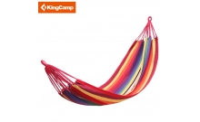 Гамак KingCamp Canvas Hammock (KG3752/11) Dark red
