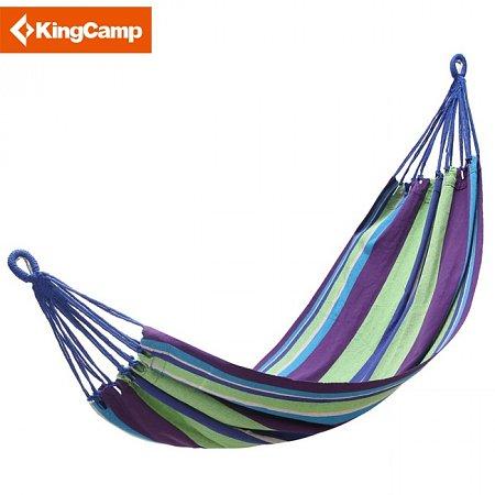 Гамак KingCamp Canvas Hammock (KG3752/35) Purple/Yellow