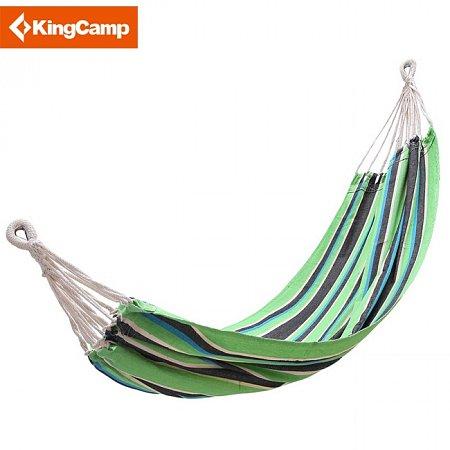 Гамак KingCamp Canvas Hammock (KG3752/66) Green/Black
