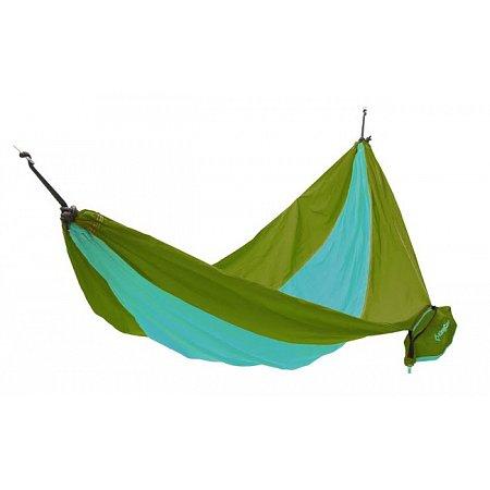 Гамак KingCamp PARACHUTE HAMMOCK (KG3753) Dark green/Cyan
