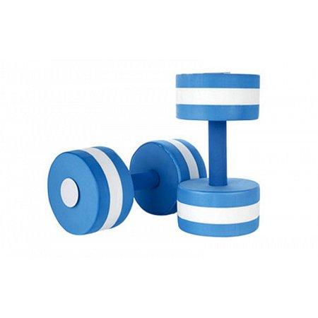 Гантели для аквааэробики круглые 2шт SPEEDO 8069170309 (EVA, синие)
