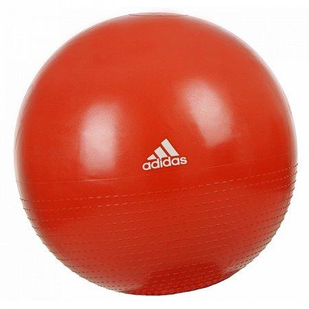 Гимнастический мяч Adidas, 65 см, Красный, ADBL-12246