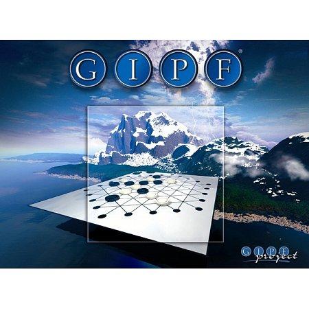 Гипф (Gipf) - Абстрактная настольная игра (проект GIPF)