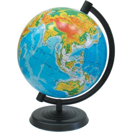 Глобус Марко Поло, 260 мм, физический (GMP.260ф.)