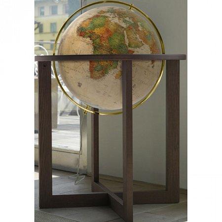 Глобус напольный с подсветкой Cross Antique, 50 см (Античная карта), Tecnodidattica 5135