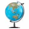 Глобус с подсветкой Атлантис, 40 см (Укр. язык, физический/политический), Tecnodidattica 5136