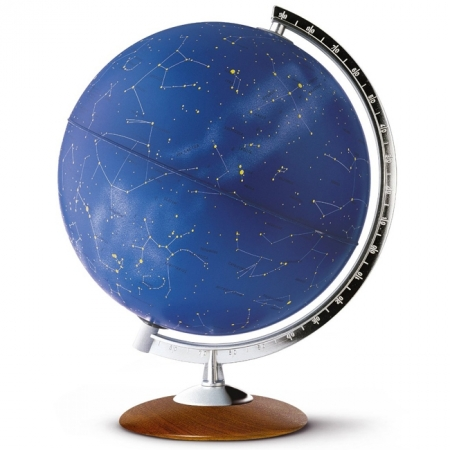 Глобус звездного неба с подсветкой Stellare Plus, 30 см, Tecnodidattica 6961