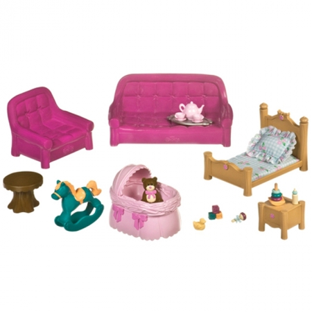 Гостинная и детская комната, Li'l Woodzeez, 6123Z
