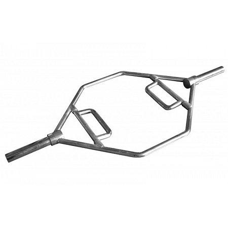 Гриф трэп шестиугольный AF5005 FOLDING HANDLE HEX BAR (р-р 156x71x14см, рама d-3см)
