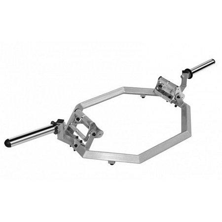 Гриф трэп восьмиугольный AF5001 SUPER HEX TRAP (р-р 168x80x29см, рама d-5см,между рукоятками l-70см)