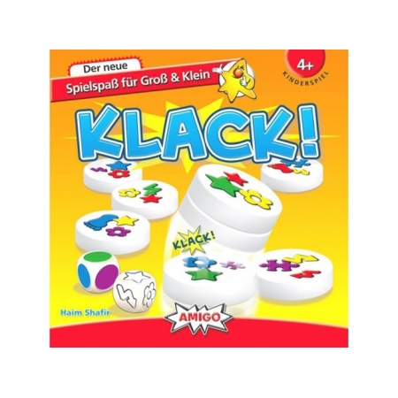 Halli Klack! - Настольная игра