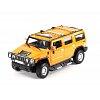 HUMMER H2 автомобиль на радиоуправлении 1:14, MZ Meizhi, оранжевый, 2026F-2